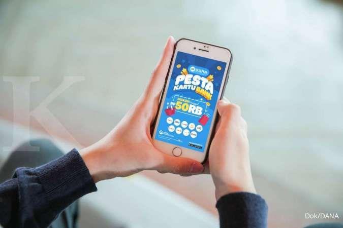 Mitra bisnis DANA dapat membuat promo sendiri lewat fitur self promo service merchant