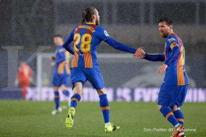 Jelang Barcelona vs Getafe di La Liga Spanyol
