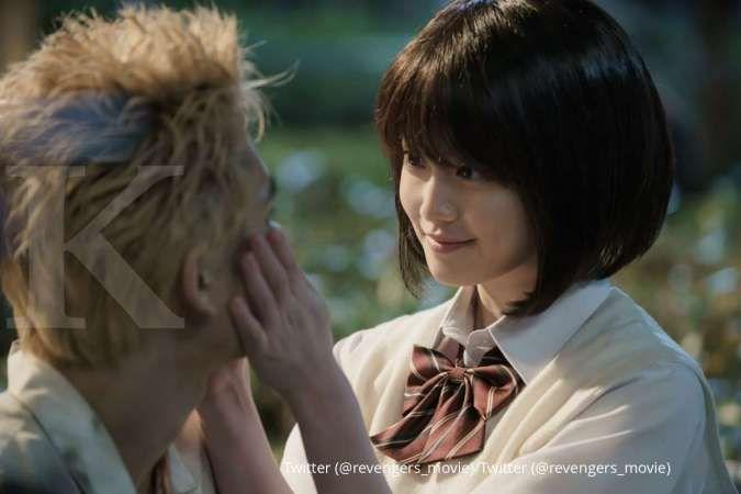 See more ideas about tokyo, real anime, anime boyfriend. Mirip Di Anime Inilah Foto Pemeran Film Tokyo Revengers Versi Live Action