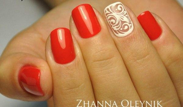Модный маникюр шеллак: красивые фото идеи дизайна ногтей ...