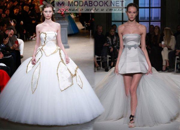 Модные платья на выпускной 2019: фото и видео