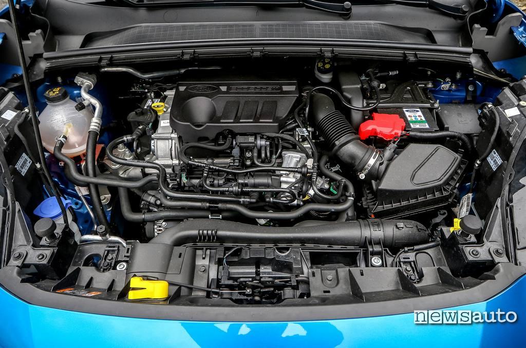 engine 1.0 ecoboost hybrid Ford Puma 2020