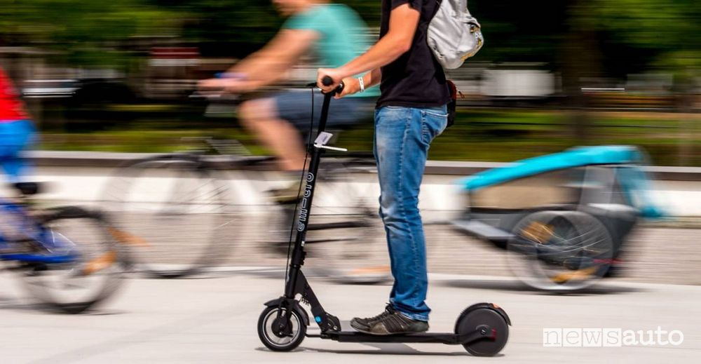 Speed Limit Electric Scooters