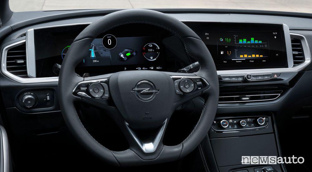 New Opel Grandland, infotainment