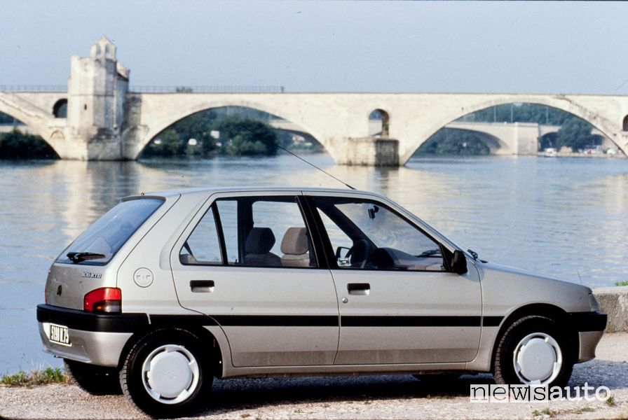 Peugeot 106 XTD from 1993