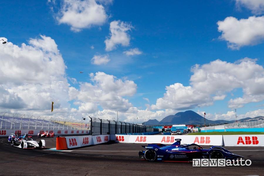 Nyck Cassidy Formula E ePrix Mexico Puebla