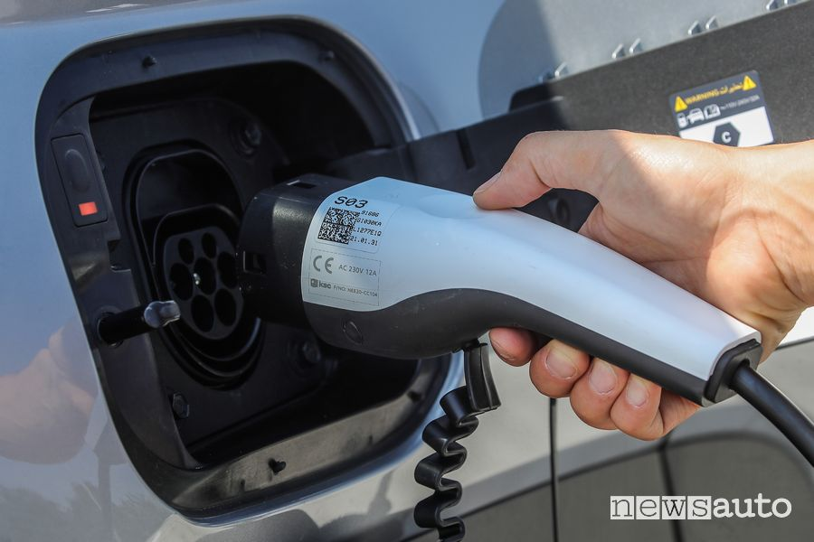 Electric and hybrid car sales June 2021