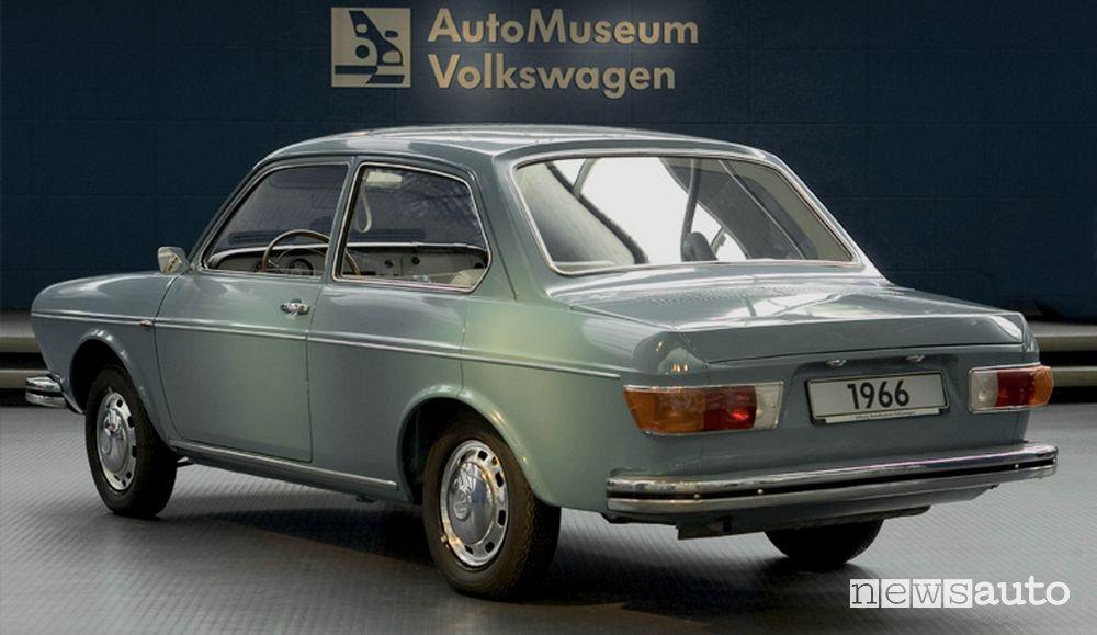 Volkswagen Beetle prototype EA 142 1966