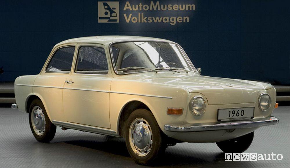 Volkswagen Beetle prototype EA 97 1960