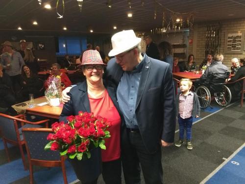 Diversen - Toon en Ria 50 jaar getrouwd