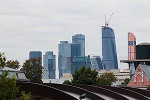 Москва-Сити. Фото Николая Ефремова