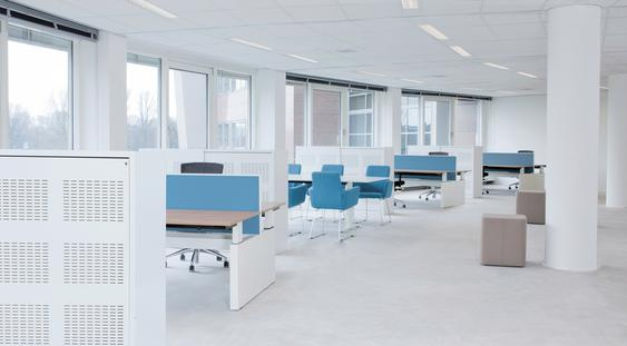 Kantoorinrichting Van Twitter : Luxueuze kantoorinrichting kabaz architecten the art of living