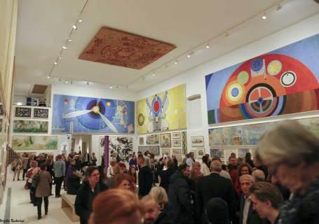 Grand Opening - Skissernas Museum, Lund.