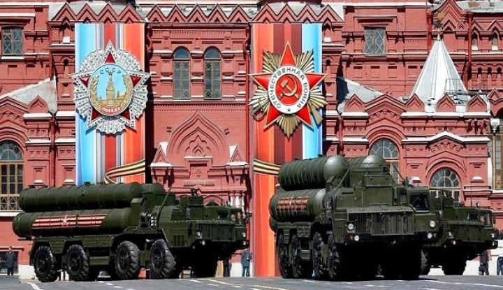 Hah yang Benar? Pak Prabowo Diundang Parade Militer Kemenangan Rusia?