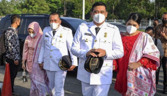 Bobby Nasution Dilantik Jadi Wali Kota Medan, Harta Kekayaannya Capai Rp54 M Tanpa Utang!