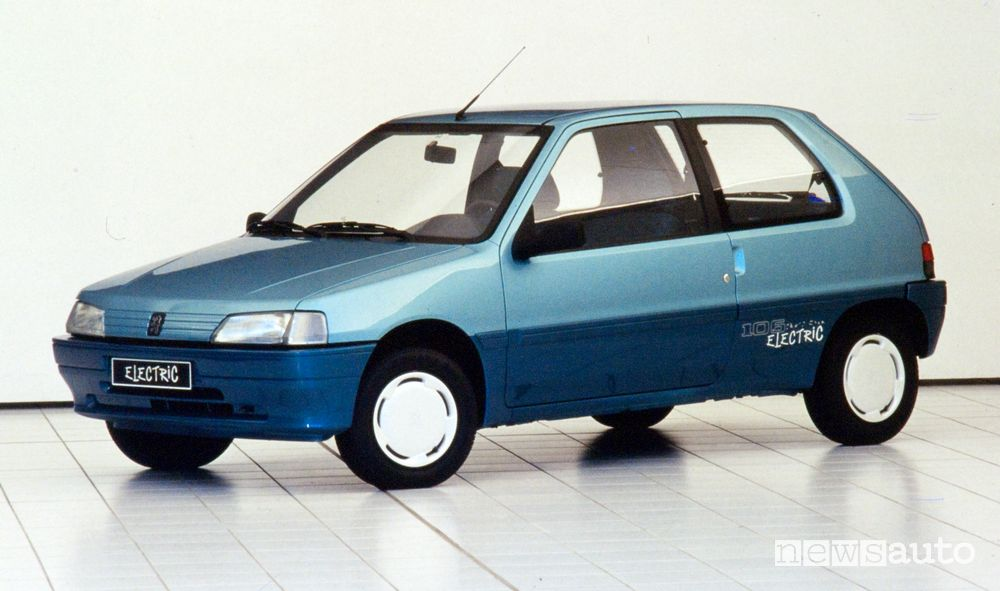 Peugeot 106 Electric from 1992