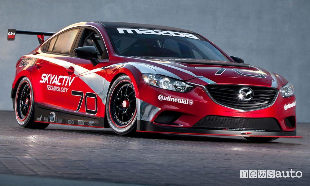 Mazda6 SKYACTIV-D racing Soul Red