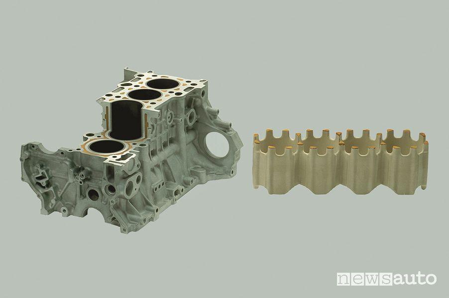 Cylinders, Honda i-CTDi diesel engine core