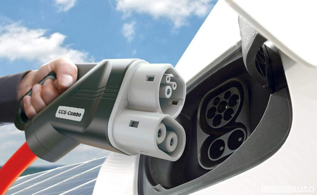 Supercharges are open in countries where Tesla uses the CCS connector