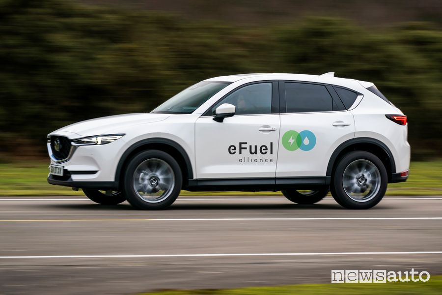 Synthetic fuels e-fuels, what are they?  Mazda eFuel Alliance