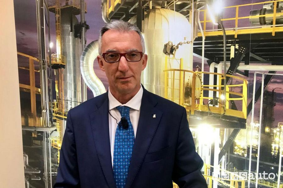 Giuseppe Ricci, General Manager Energy Evolution of ENI and President of Confindustria Energia