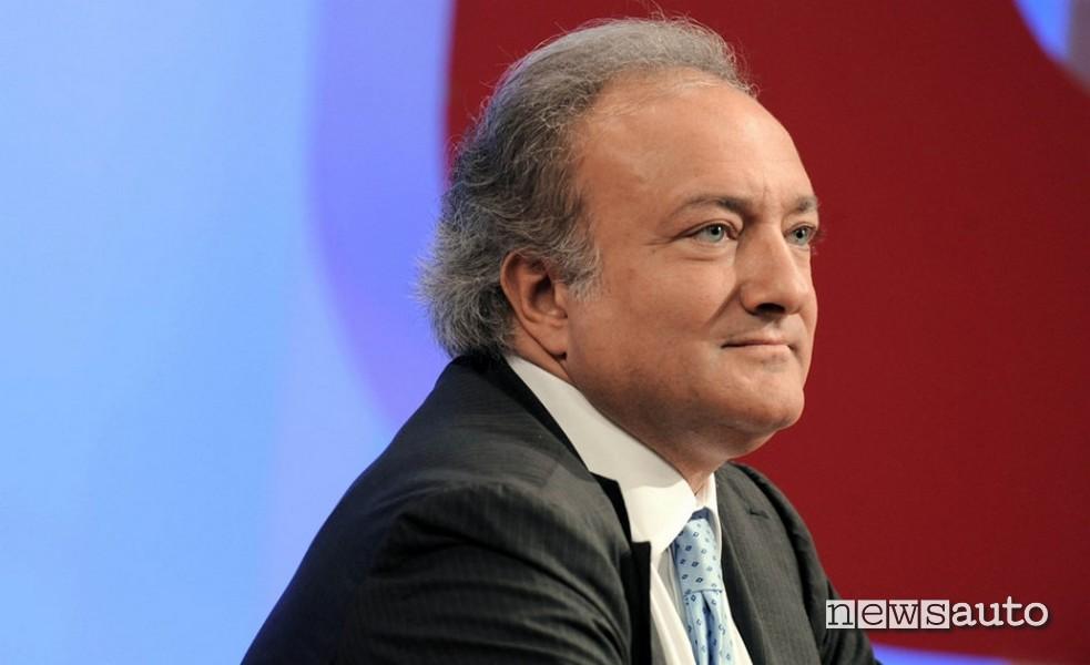 Senator Salvatore Margiotta