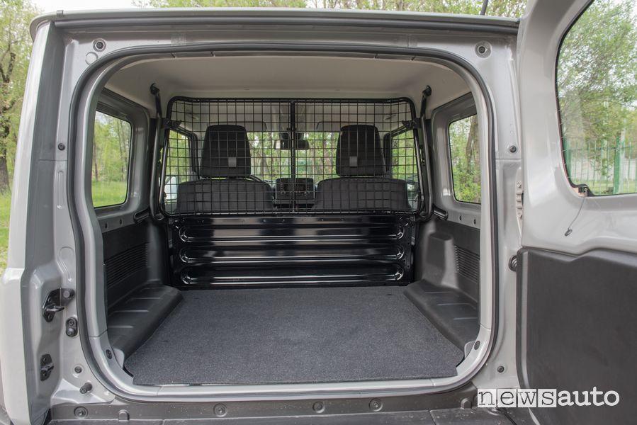 Suzuki Jimny PRO cockpit body