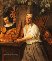 The Baker Arent Oostward and His Wife Chatarina Keizerswaad by Jan Havicksz Steen
