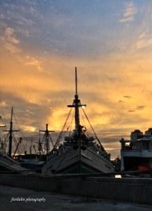 Sunda Kelapa Port, Jakarta, Indonesia