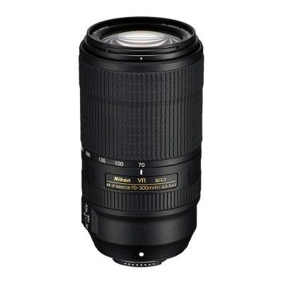 AF-P DX Nikkor 70-300mm f/4,5-6,3G ED VR