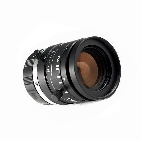 Computar 2/3′ 16mm F2.0 Ultra Low Distortion