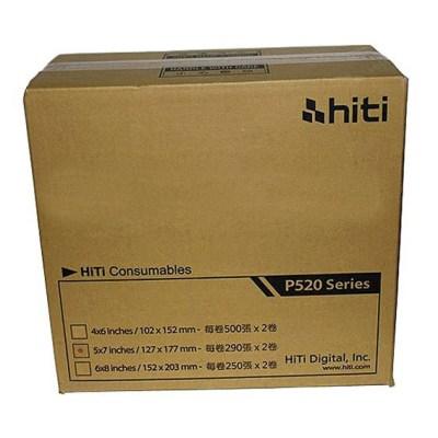 HiTi 580 st fotopapper 13x18