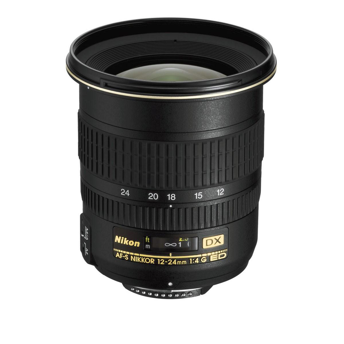 AF-S DX Zoom-Nikkor 12-24mm f/4G IF-ED