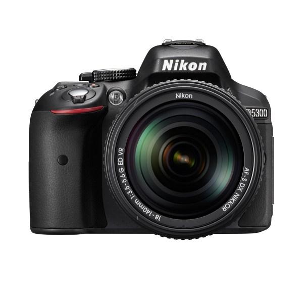 Nikon D5300 kit AF-S 18-140/3,5-5,6G DX ED VR
