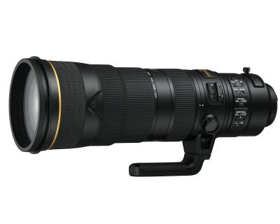 AF-S NIKKOR 180–400mm f/4E TC1.4 FL ED VR