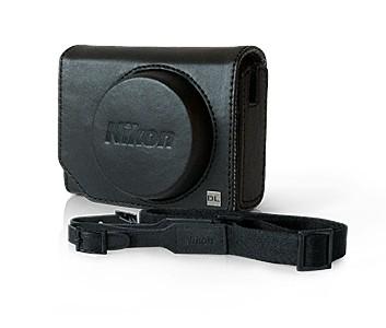 Nikon CS-P15 - väska i äkta läder. För Nikon DL24-85.