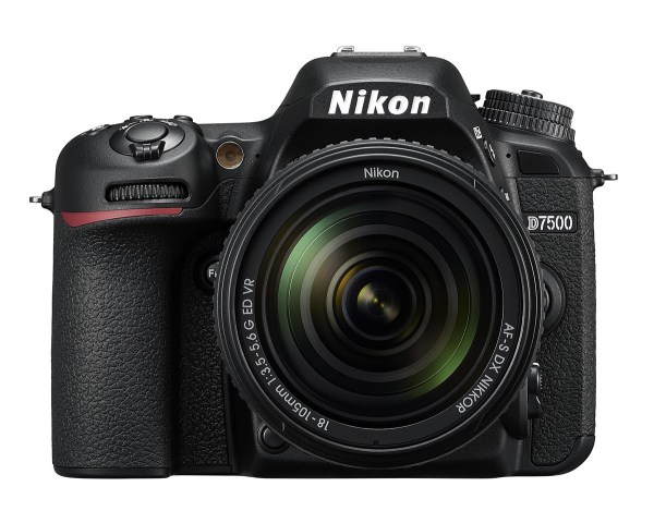 Nikon D7500 + 18-105