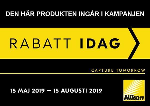 Nikon sommarkampanj 2019