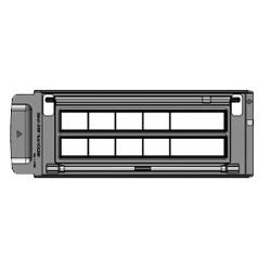 Plustek filmhållare för 35 mm remsa, OpticFilm 120