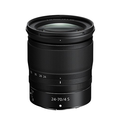Z Nikkor 24-70mm f/4S