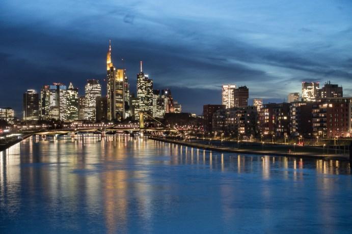 Blaue Stunde Frankfurt