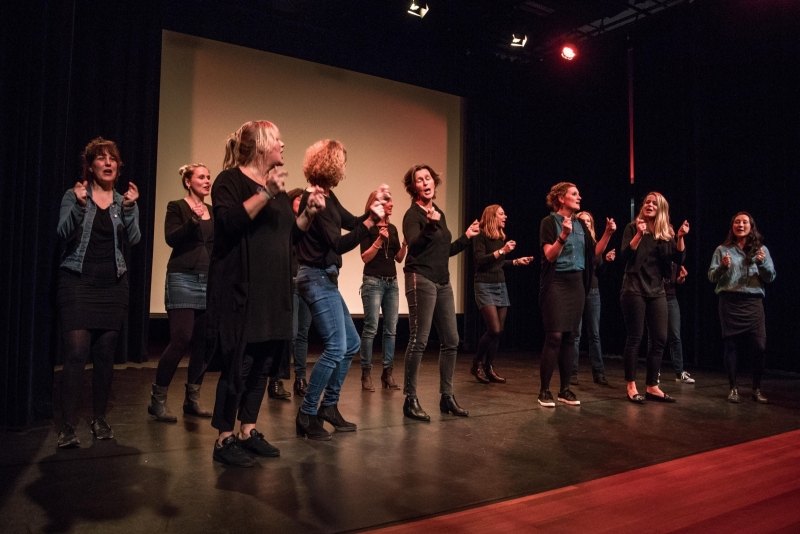 Optredens Zang- en Theaterschool Lotte van der Kleij