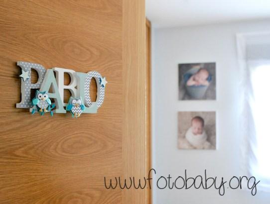 Sesión de fotos de bebés a domicilio en Granada