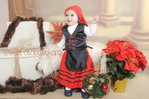 Fotografías de estudio para Navidad en Granada FotoBaby Fotografa infantil bebes embarazo fotografos (22)