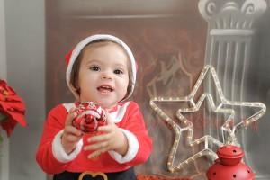 Fotografías de estudio para Navidad en Granada FotoBaby Fotografa infantil bebes embarazo fotografos (8)