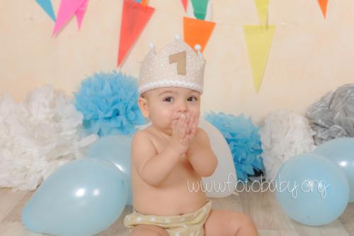 Smash Cake sesión fotográfica divertida fotobaby fotografa infantil en granada new born embarazo familiar recién nacido (11)