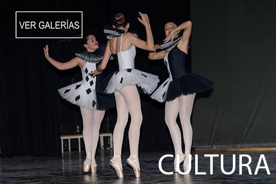 Fotos de los eventos culturales de Badajoz.