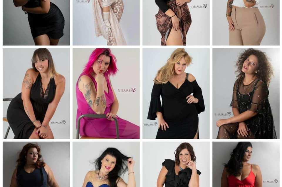 """Calendario """"Curvy Sensuality"""": parla il fotografo..."""