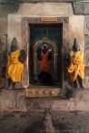 Im Inneren des Airavatesvara Tempels