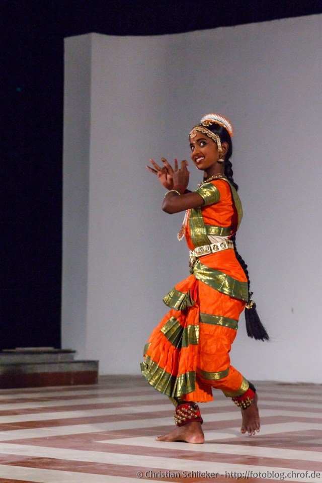 Tänzerin Indien